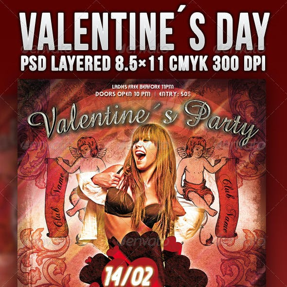 Valentine´s Day Party