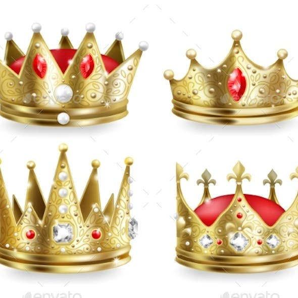 Realistic Crowns