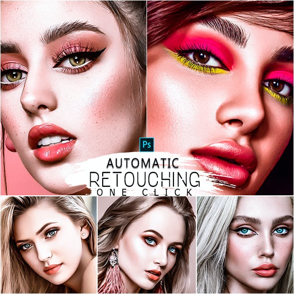 Automatic Retouch Actions