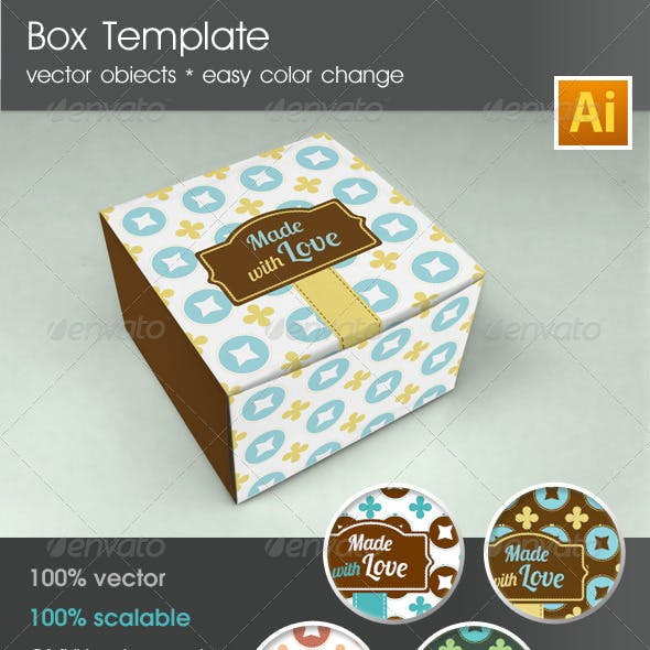 Box Template Package