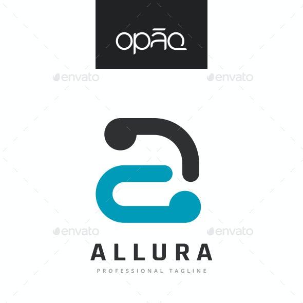 Simple A Letter Logo