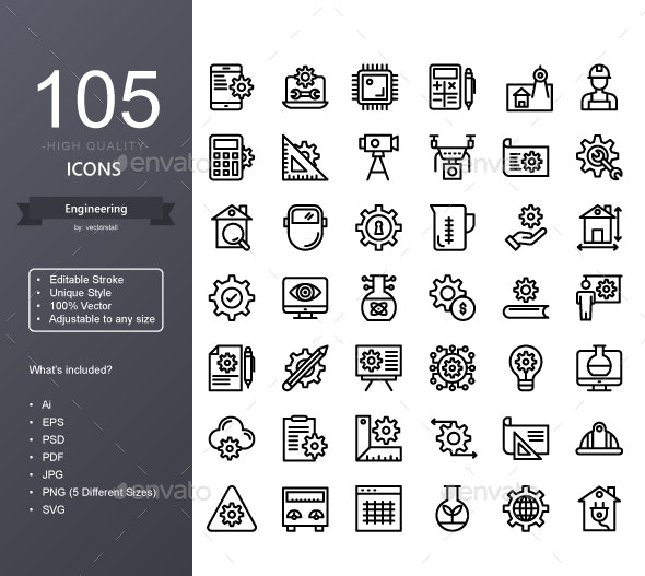 Engineering - Icons