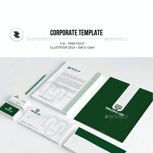 Melodiscup Corporate Identity