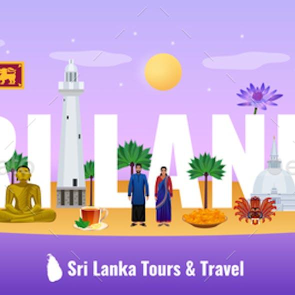 Sri Lanka Tourism Header