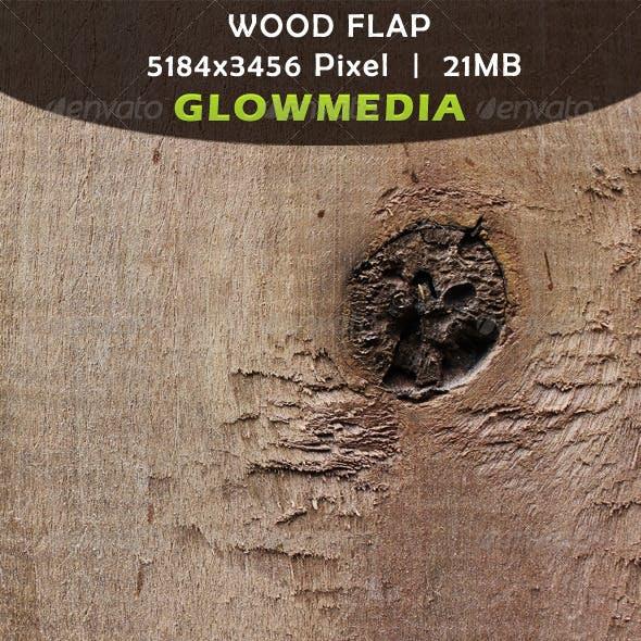 Wood Flap