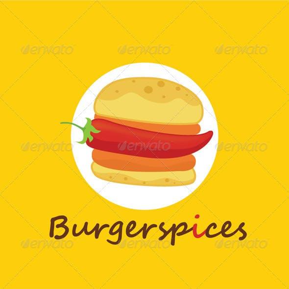 Burgerspices Logo