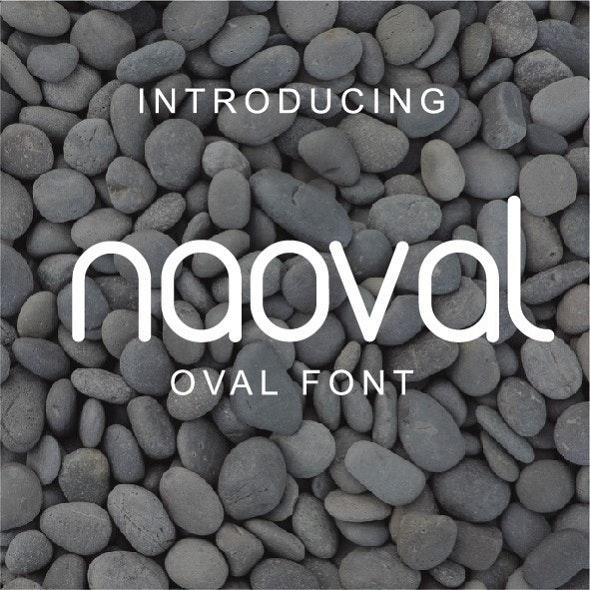 Naoval - Condensed Sans-Serif