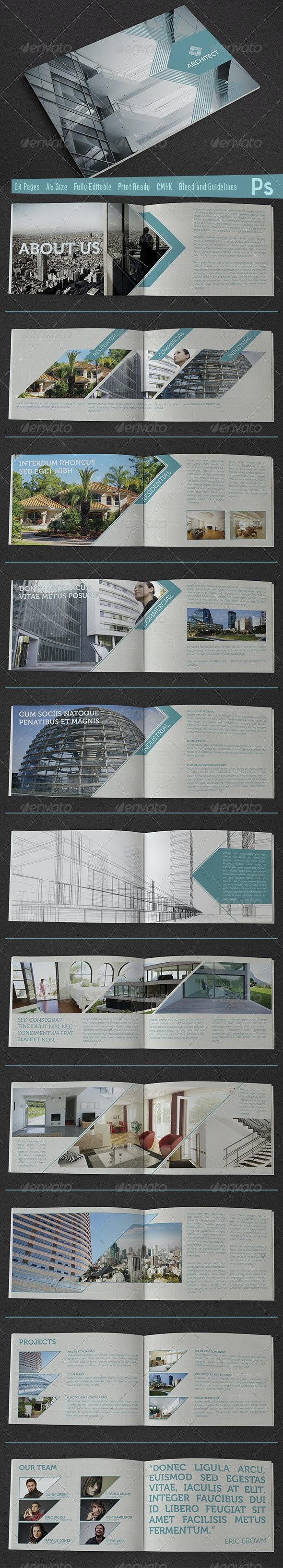Architect Brochure - Corporate Brochures