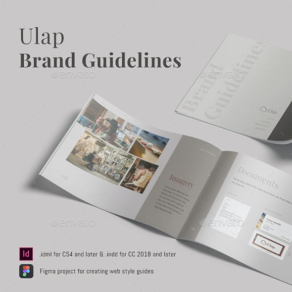 Ulap A4 Brand Guidelines Template