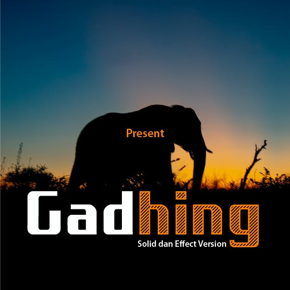Gadhing