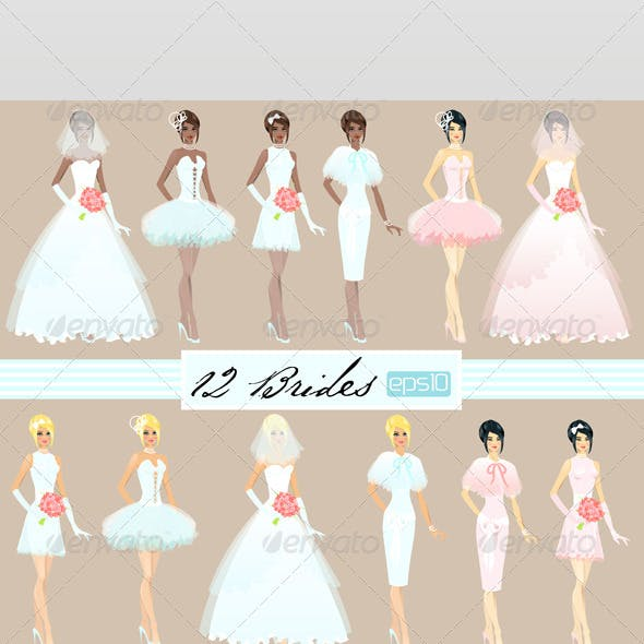 Twelve Brides
