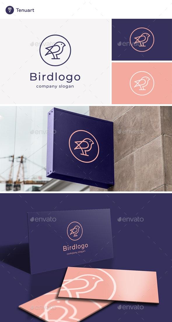 Bird Logo Template - Animals Logo Templates