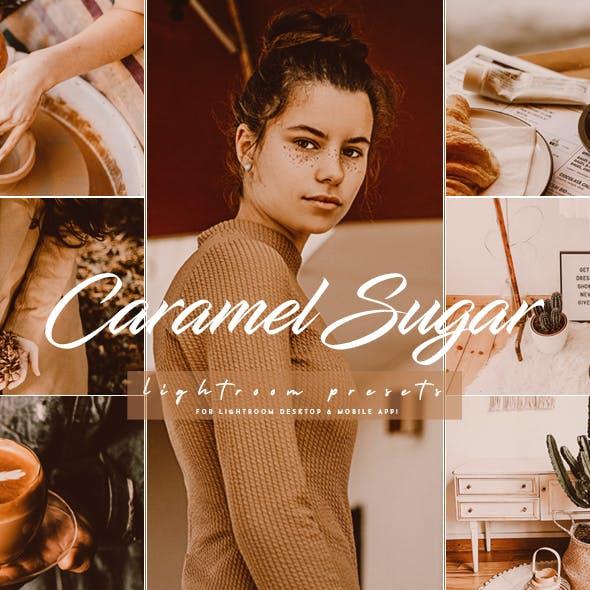 Caramel Sugar Lightroom Presets Pack For Desktop+Mobile