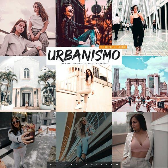 Urbanismo Lightroom Presets Pack For Desktop+Mobile