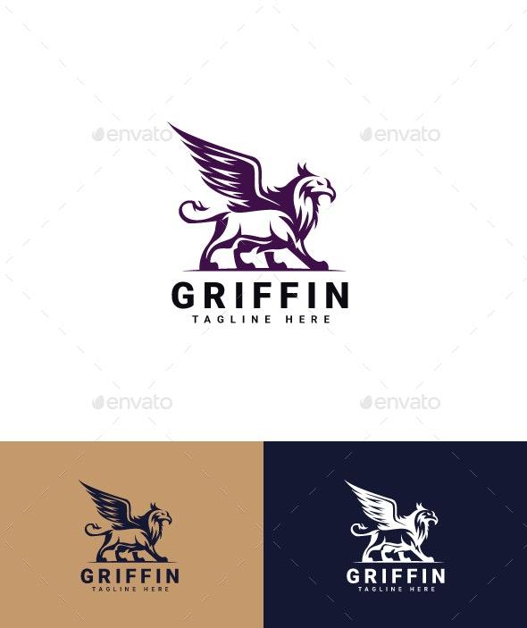 Griffin Logo - Animals Logo Templates