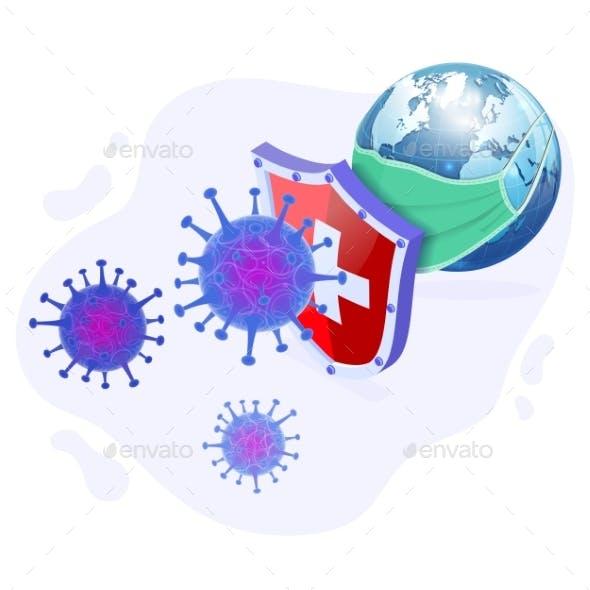 Stop Covid-19 Coronavirus