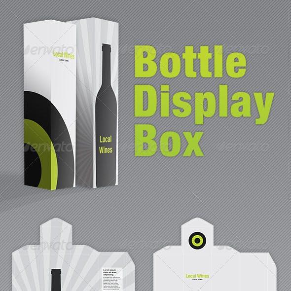 Bottle Display Box - Packaging