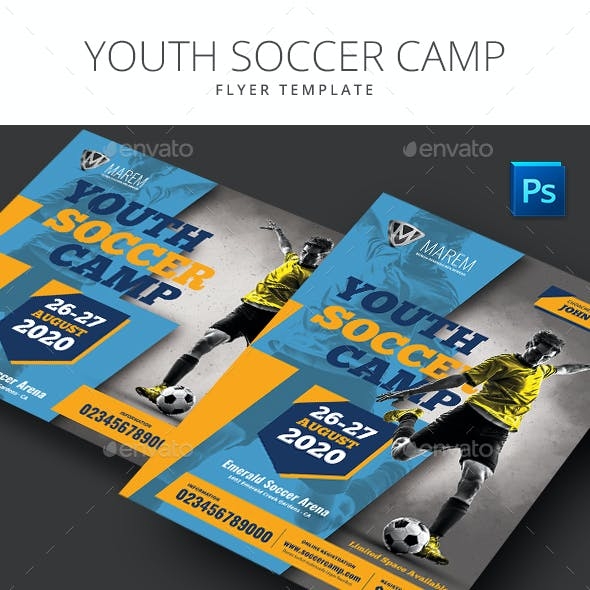 Youth Soccer Camp