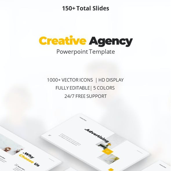 Creative Agency Powerpoint