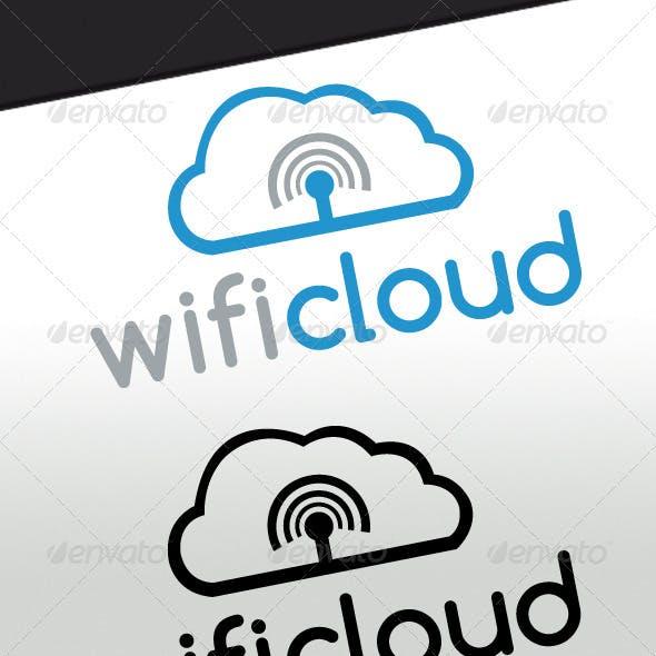 Wifi Cloud Logo