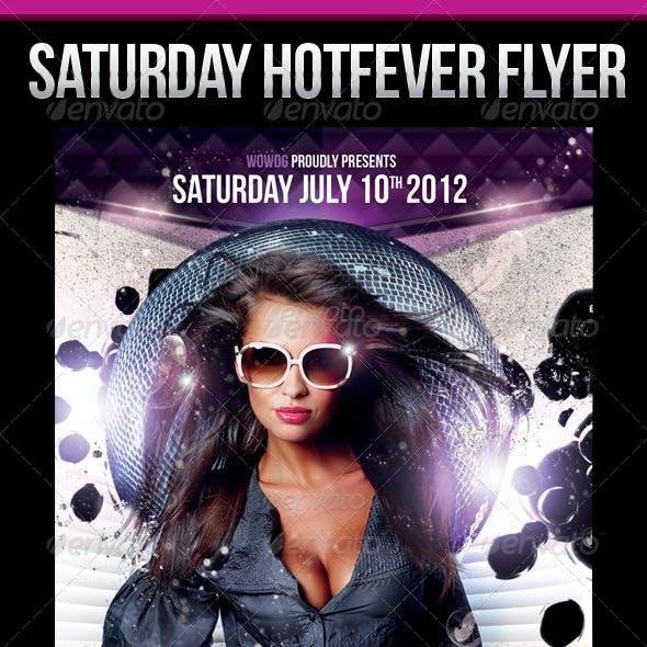 Saturday HotFever Nights