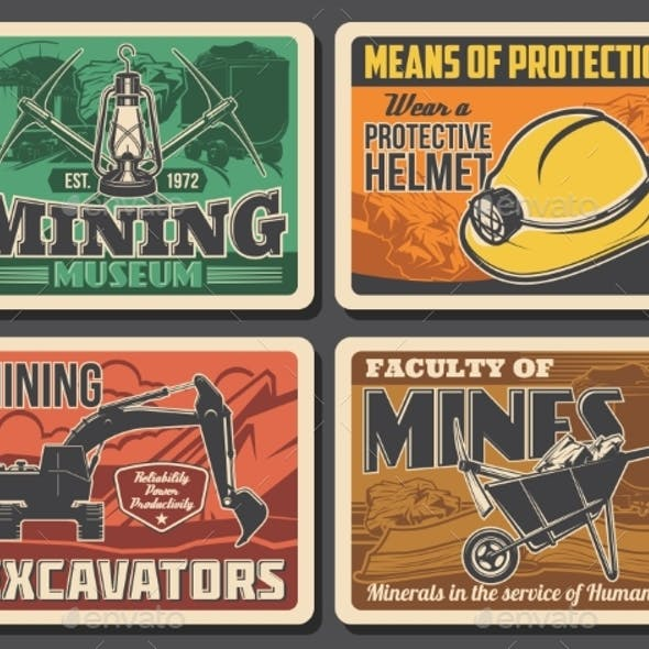 Mining Industry Equipment