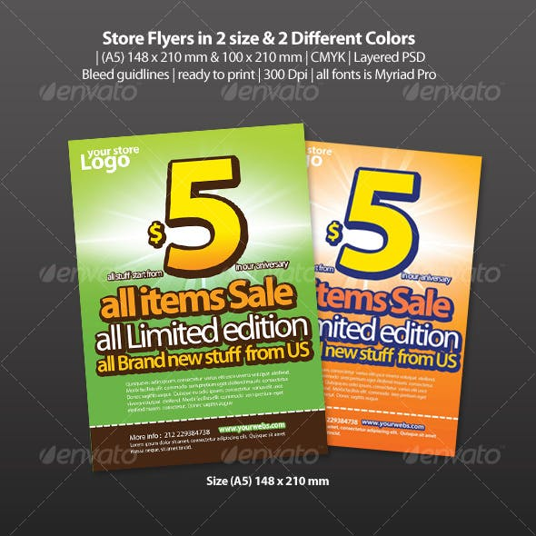 Store Flyers
