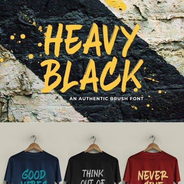 Heavy Black