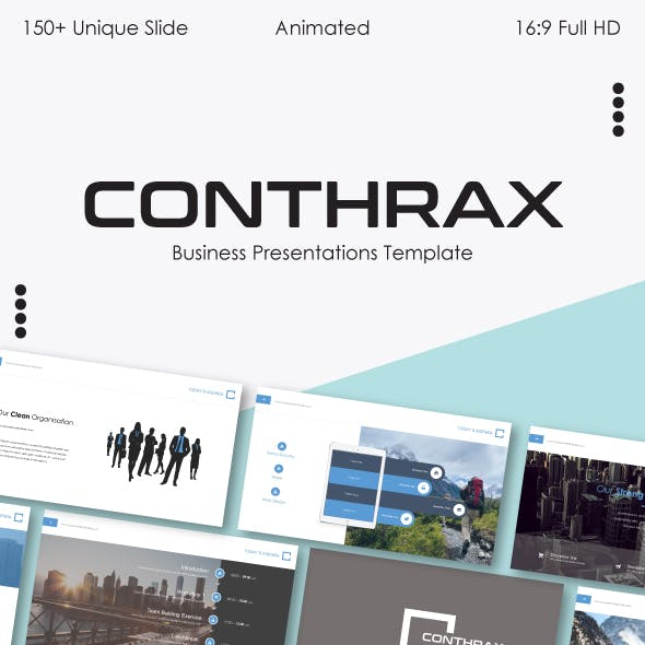 Conthrax Business - Powerpoint