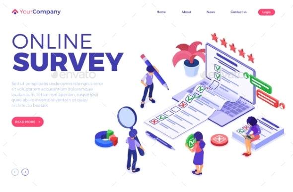 Online Survey Questionnaire Form - Computers Technology
