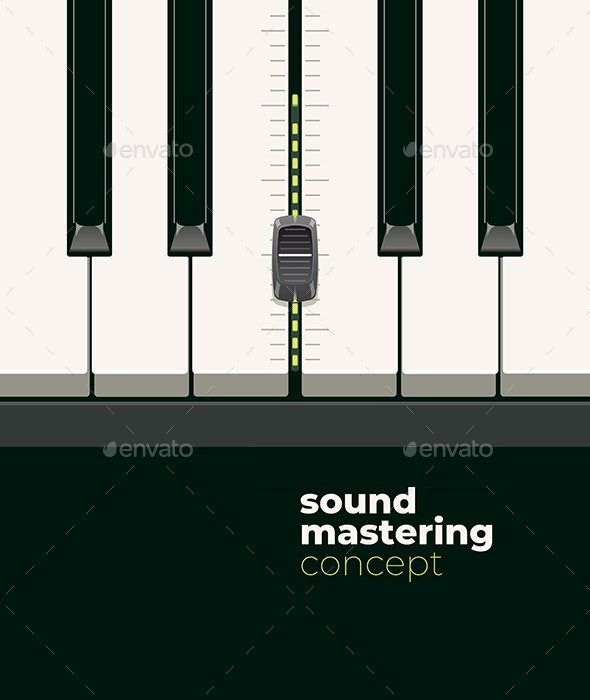 Soung Mastering Concept - Media Technology