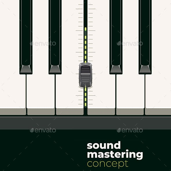 Soung Mastering Concept