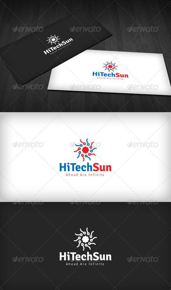 Hi-Tech Sun Logo