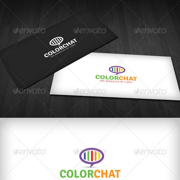 Color Chat Logo