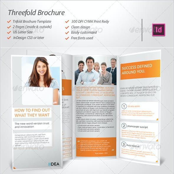 Threefold Brochure