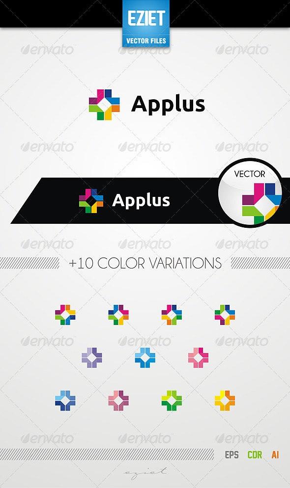 Applus - Symbols Logo Templates