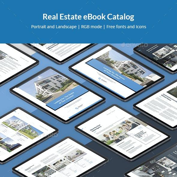 Real Estate eBook Catalog