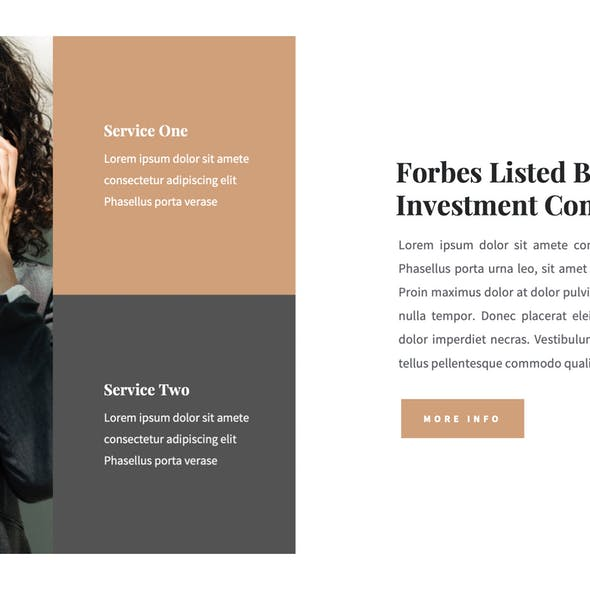 Investa - Investments Google Slides Template