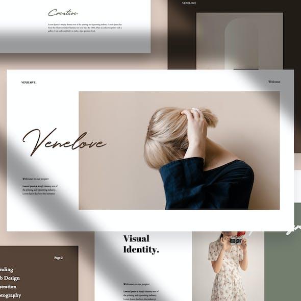 Venelove - Powerpoint Template
