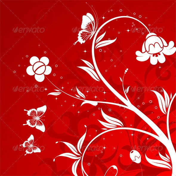 Flower Background - Flowers & Plants Nature