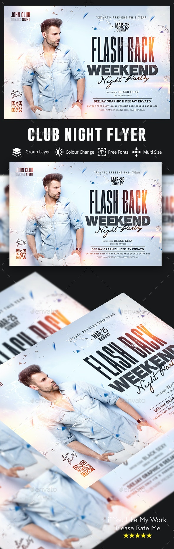 Club Flyer - Events Flyers