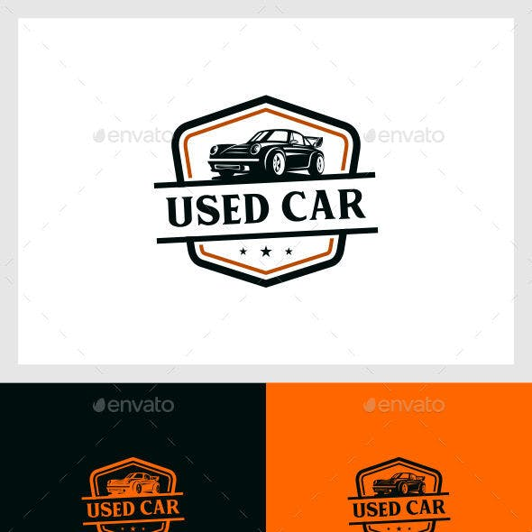 Used Car logo