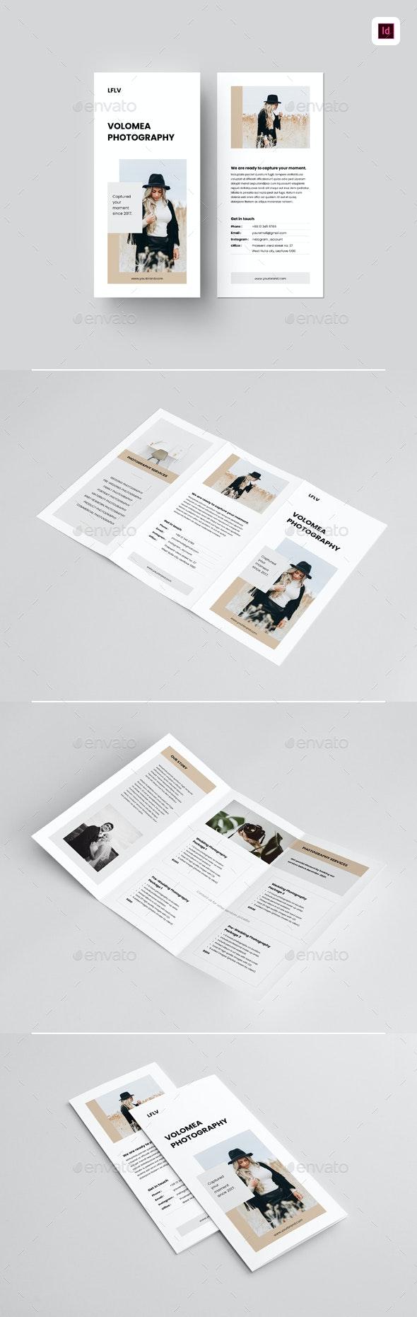 Photography Brochure - Corporate Brochures