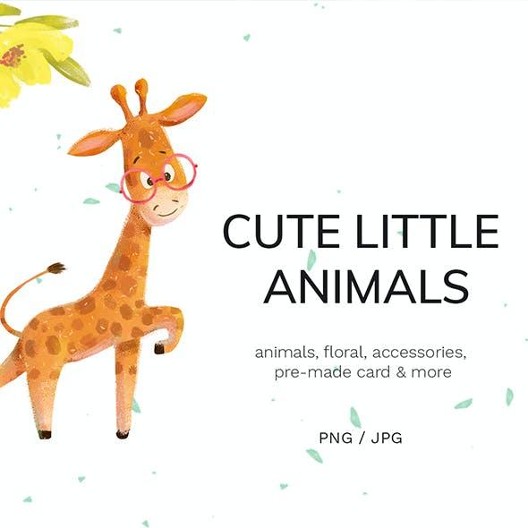 Wild Little Animals