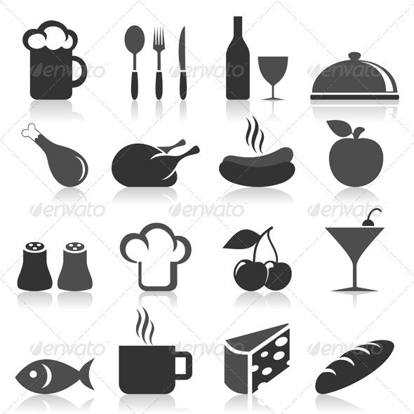 Food icon9 - Food Objects