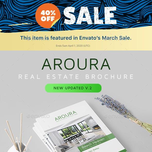 Real Estate Brochure - Aroura