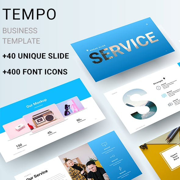 TEMPO Business Template (KEY)
