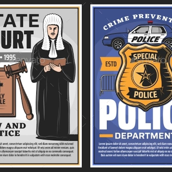 Law Enforcement and Justice