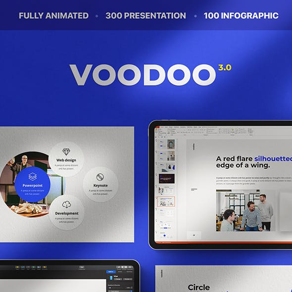 Voodoo Powerpoint Template