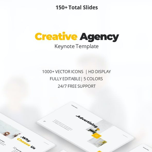 Creative Agency Keynote